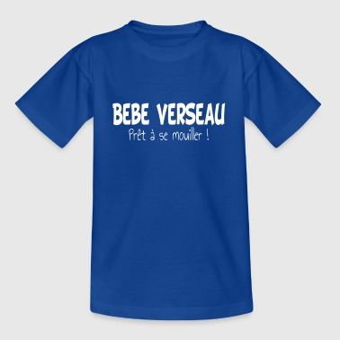 Bebe verseau Shirts - Teenage T-shirt