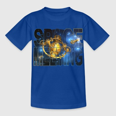 SPACE MEETING - Teenager T-Shirt