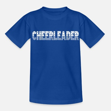 Cheerwear Cheerleader cheerleader - Teenager T-Shirt