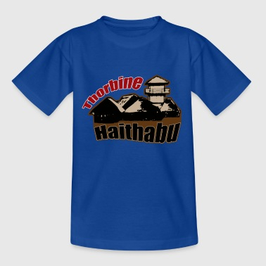 haithabulogo - Teenager T-Shirt
