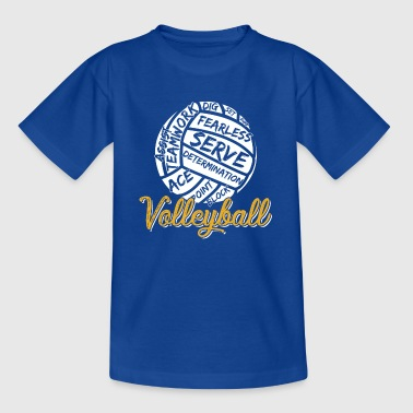 Volleyboll Sports Ball - T-shirt tonåring