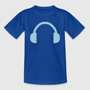 Earphone - T-shirt tonåring