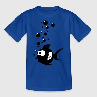 Blub - Teenager T-Shirt