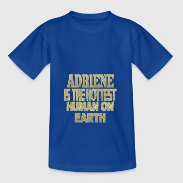 Adriene - Teenager T-Shirt