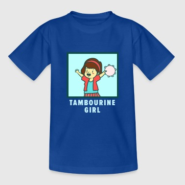 Tambourine Tambourine Gift idea - Teenage T-Shirt