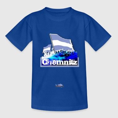 chemnitz - Teenager T-Shirt