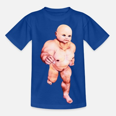 Steroids BABY STEROID - Teenage T-Shirt
