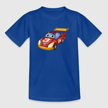 Racing Car Arthur Collection - Camiseta adolescente