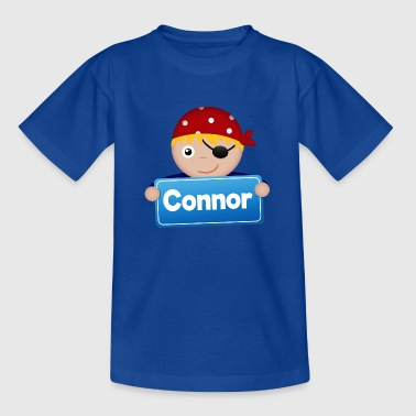 Little Pirate Connor - Teenage T-Shirt