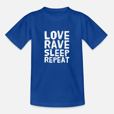 Rave RAVEN - Teenager T-shirt