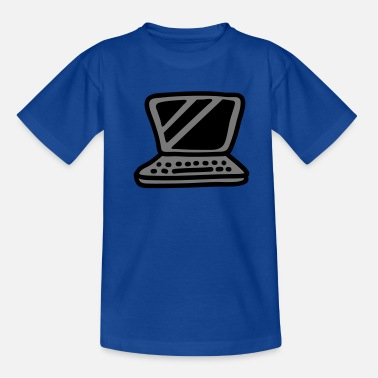Laptop Laptop - Teenager T-Shirt