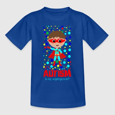 Autism - Teenage T-Shirt