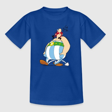 Asterix & Obelix - Obelix is singing Teenager T-Sh - Teenager T-shirt