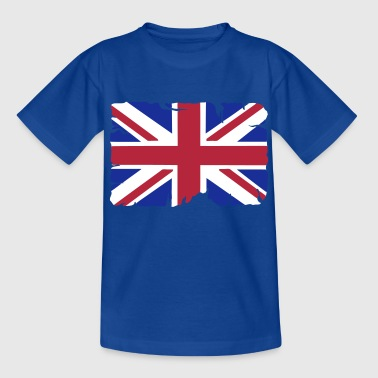 Union Jack - T-shirt Ado