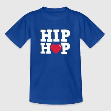 I heart Hip Hop - T-shirt Ado