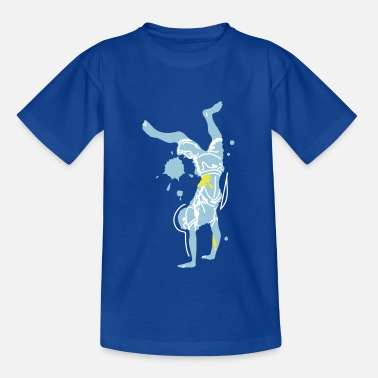 Break Dance Break Dance 1 - Teenage T-Shirt