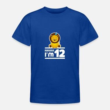 12de Verjaardag T Shirts Online Bestellen Spreadshirt