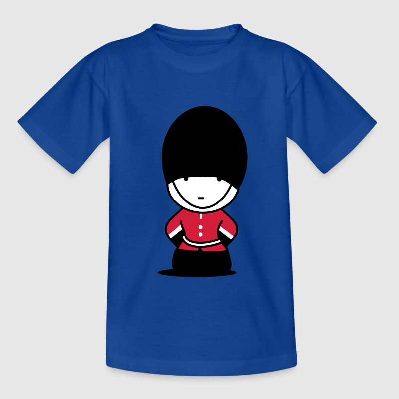 A Royal Guard in London - Teenage T-shirt