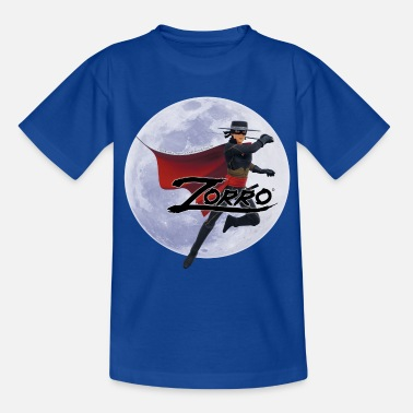 Zorroclassic Zorro The Chronicles At Full Moon - Teenage T-Shirt