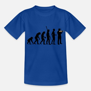 Violon evolution_geiger - T-shirt Ado