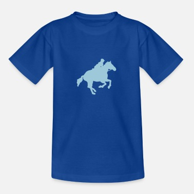 Galopp galopper - Teenager T-Shirt