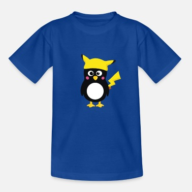 Linux Penguin Penguin  - Teenage T-Shirt
