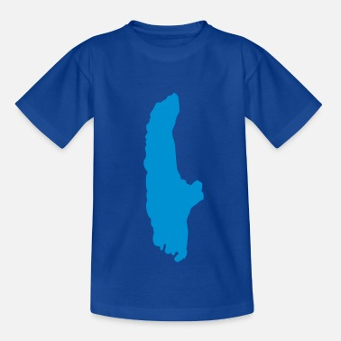 Ammersee Ammersee - Teenager T-Shirt
