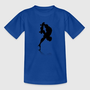 Skateboarder - Teenager T-Shirt