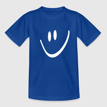 smiley - Teenager T-Shirt