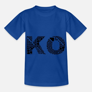 Kö KO - Teenager T-Shirt