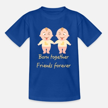 Twins Twins boys, twin boys, twin gift - Teenage T-Shirt