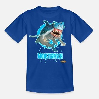 Schleich Eldrador Monster Fish Pose - T-shirt tonåring