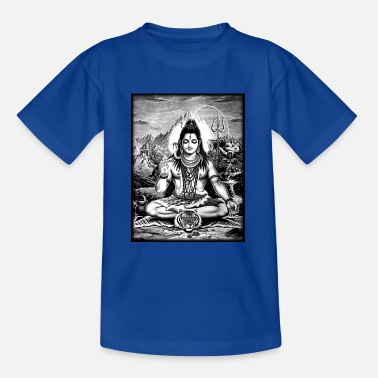 Shiva - Teenage T-Shirt