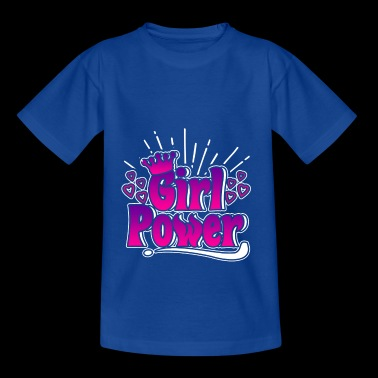 Girl Power - Girl Power - Teenage T-shirt