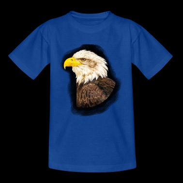 Weißkopfseeadler - Teenager T-Shirt