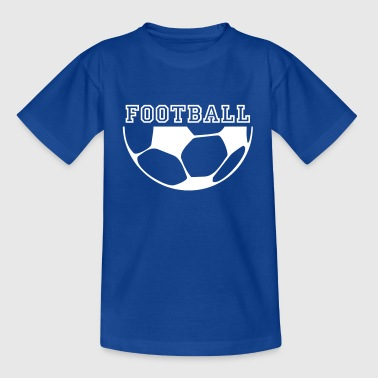 football - Teenager T-shirt