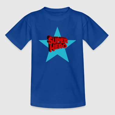 Superhero superheroes - Teenage T-shirt