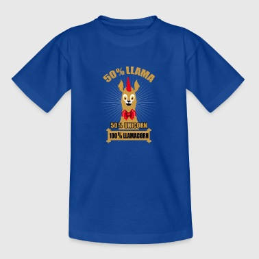 Lama Lama Lama - Teenager T-shirt