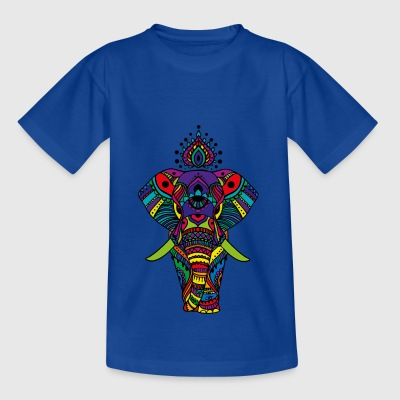 Bombay Elephant - Teenager T-shirt