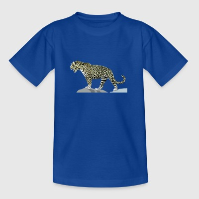 jaguar - Teenager-T-shirt