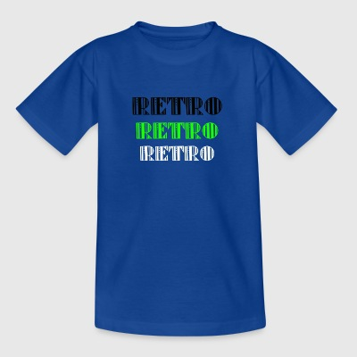 retro collecties - Teenager T-shirt