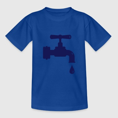A dripping tap - Teenage T-shirt