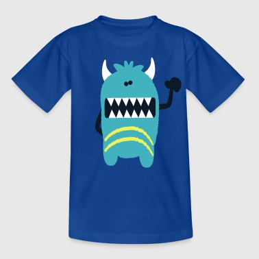 Monster Noah - Monster Cool Collection - T-shirt tonåring