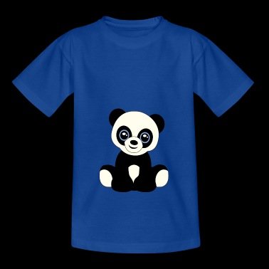 panda - Teenage T-shirt