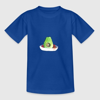 Petitesuis (avocado pige) - Teenager-T-shirt