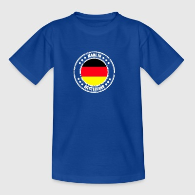 WESTERLAND - Teenager T-Shirt