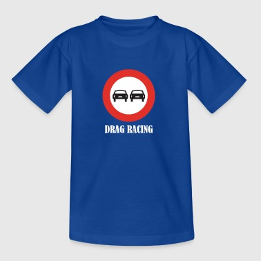 Drag Racing - Teenager T-Shirt