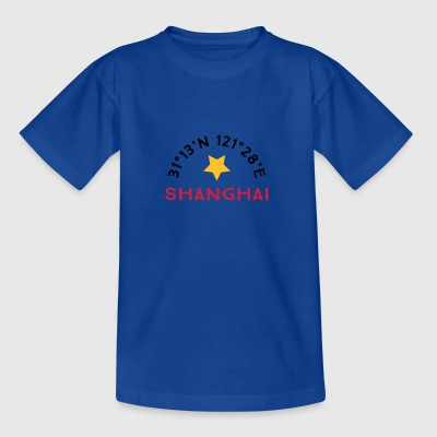 Shanghai - Teenager T-Shirt