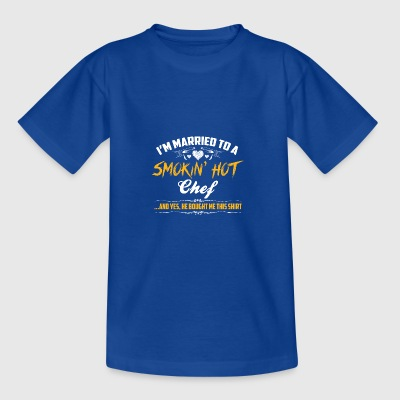 chef - Teenager T-Shirt