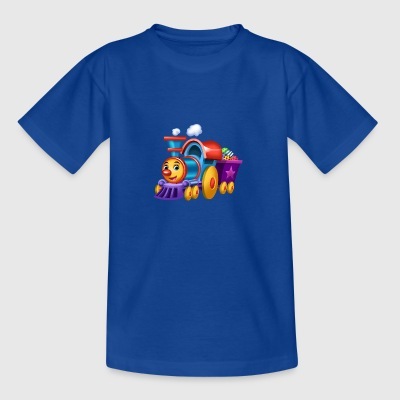 Arthur Lille Train Collection - Teenager-T-shirt
